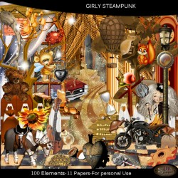 Girly Steampunk