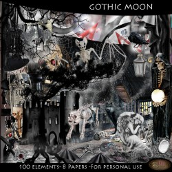Gothic  moon (Matching tube...