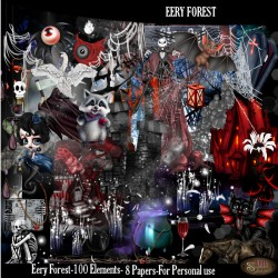 Eery forest