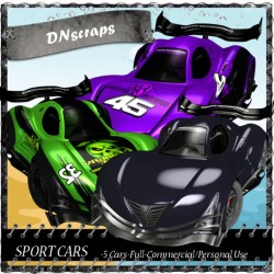 Sports cars cu mix