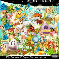 ***Spring of Blessing***