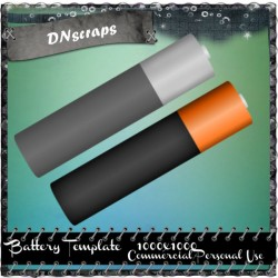 Battery Template